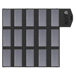 Solární nabíječka AllPowers AP-SP-012-BLA Barva: černá