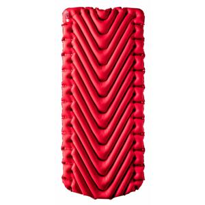 Nafukovací karimatka Klymit Insulated Static V Luxe Barva: červená
