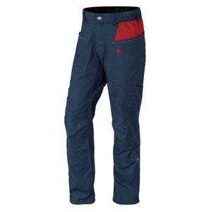 Pánské kalhoty Rafiki Crag Velikost: M / Barva: vínová