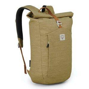 Městský batoh Osprey Arcane Roll Top Barva: béžová