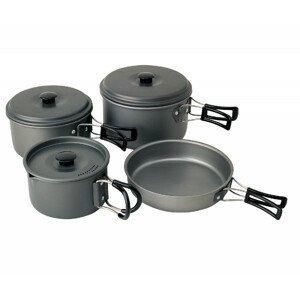 Sada nádobí Campingaz Trekking Kit 8 ks Barva: šedá
