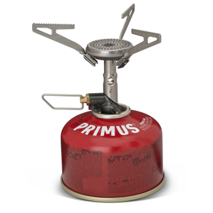Vařič Primus Micron Stove Barva: stříbrná