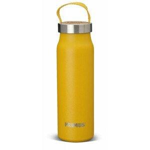 Termoska Primus Klunken V. Bottle 0.5 L Barva: žlutá