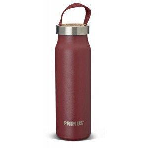 Termoska Primus Klunken V. Bottle 0.5 L Barva: červená