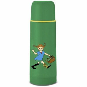 Termoska Primus Vacuum bottle 0.35 Pippi Barva: zelená