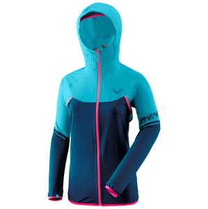 Dámská bunda Dynafit Alpine Wp 2.5L W Jkt Velikost: S / Barva: modrá/růžová