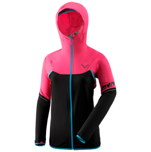 Dámská bunda Dynafit Alpine Wp 2.5L W Jkt Velikost: XL / Barva: černá/růžová