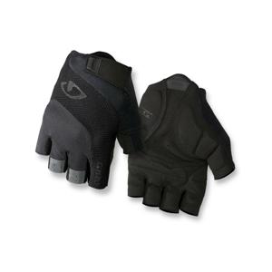 Cyklistické rukavice Giro Bravo Velikost: XL / Barva: černá