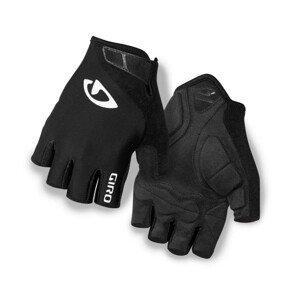 Cyklistické rukavice Giro Jag Velikost: L / Barva: černá
