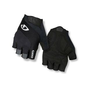 Cyklistické rukavice Giro Tessa Velikost: L / Barva: černá
