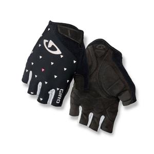 Cyklistické rukavice Giro JagEtte Velikost: S / Barva: černá
