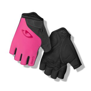 Cyklistické rukavice Giro JagEtte Velikost: L / Barva: růžová