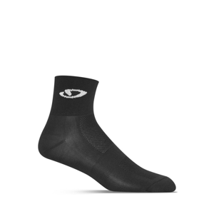 Cyklistické ponožky Giro Comp Racer Velikost: M / Barva: černá