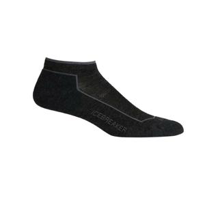 Dámské Ponožky Icebreaker W Hike_Cool-Lite Low Cut Velikost ponožek: 41-43 / Barva: šedá