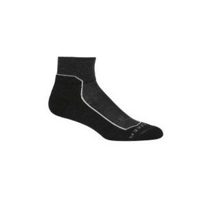 Dámské Ponožky Icebreaker W Hike+ Light Mini Velikost ponožek: 41-43 / Barva: šedá