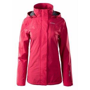 Dámská bunda Hi-Tec Orati Lady Velikost: S / Barva: růžová