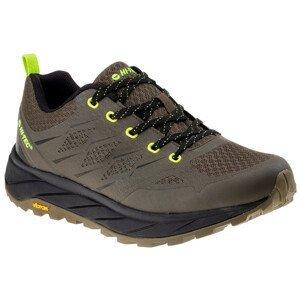 Pánské boty Hi-Tec Himalchi V Velikost bot (EU): 45 / Barva: zelená