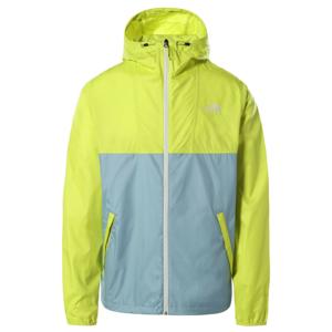 Pánská bunda The North Face Cyclone Jacket Velikost: M / Barva: zelená/modrá
