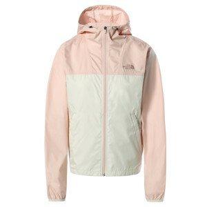 Dámská bunda The North Face Cyclone Jacke Velikost: XS / Barva: růžová/bílá