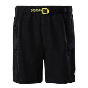 Pánské kraťasy The North Face Class V Belted Short Velikost: L / Barva: černá