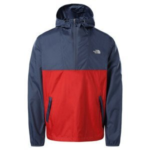 Pánská bunda The North Face Cyclone Anorak Velikost: L / Barva: modrá/červená