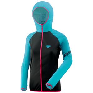 Dámská bunda Dynafit Alpine Wind 2 W Jkt Velikost: XL / Barva: modrá/černá