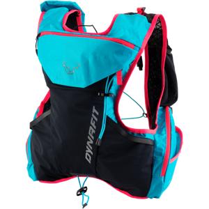 Běžecký batoh Dynafit Alpine 9 Velikost zad batohu: M/L / Barva: růžová/tyrkysová/černá