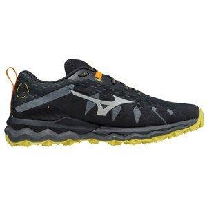 Pánské boty Mizuno Wave Daichi 6 Velikost bot (EU): 46,5 / Barva: černá