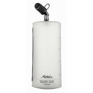 Skládací cestovní láhev Matador 1L Barva: Transparent