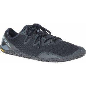 Pánské boty Merrell Vapor Glove 5 Velikost bot (EU): 43,5 / Barva: černá