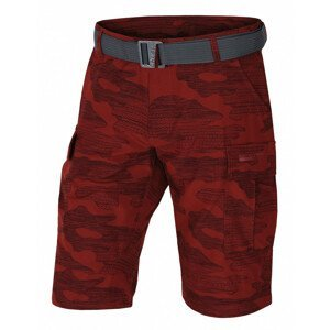 Pánské kraťasy Husky Kalfer M Velikost: M / Barva: červená