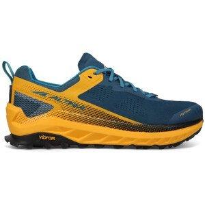 Pánské boty Altra M Olympus 4 Velikost bot (EU): 46,5 / Barva: žlutá/modrá