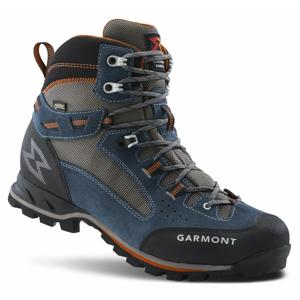 Pánské boty Garmont Rambler 2.0 GTX M Velikost bot (EU): 44 / Barva: modrá/oranžová