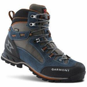 Pánské boty Garmont Rambler 2.0 GTX M Velikost bot (EU): 45 / Barva: modrá/oranžová
