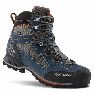 Pánské boty Garmont Rambler 2.0 GTX M Velikost bot (EU): 46,5 / Barva: modrá/oranžová