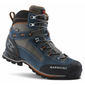 Pánské boty Garmont Rambler 2.0 GTX M Velikost bot (EU): 44,5 / Barva: modrá/oranžová