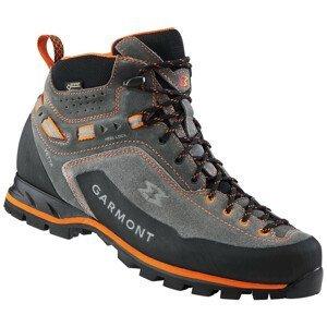 Pánské boty Garmont Vetta GTX Velikost bot (EU): 46,5 / Barva: šedá/oranžová