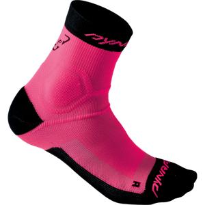 Ponožky Dynafit Alpine Short Sk Velikost: 35-38 / Barva: růžová/černá
