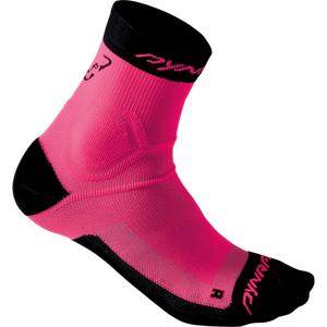 Ponožky Dynafit Alpine Short Sk Velikost: 39-42 / Barva: růžová/černá