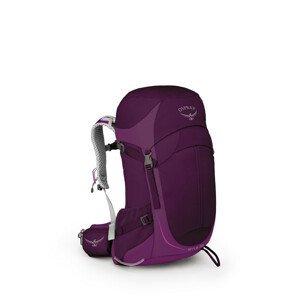 Dámský batoh Osprey Sirrus 26 II Velikost zad batohu: L / Barva: fialová