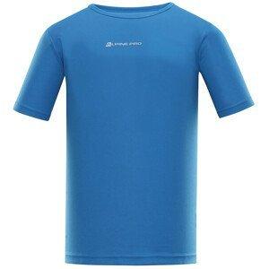 Pánské triko Alpine Pro Nasmas 3 Velikost: S / Barva: modrá