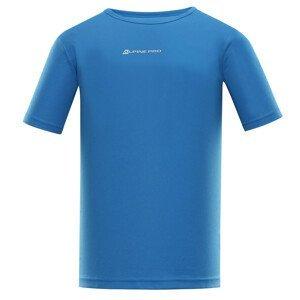 Pánské triko Alpine Pro Nasmas 3 Velikost: L / Barva: modrá
