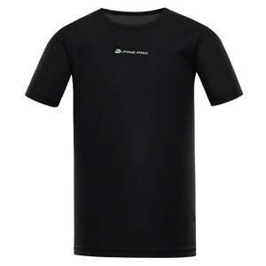 Pánské triko Alpine Pro Nasmas 3 Velikost: L / Barva: černá
