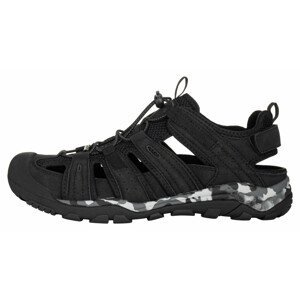 Pánské sandály Alpine Pro Horade Velikost bot (EU): 45 / Barva: černá