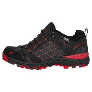 Trekové boty Alpine Pro Israf 2 Velikost bot (EU): 38 / Barva: černá