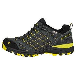 Trekové boty Alpine Pro Israf 2 Velikost bot (EU): 38 / Barva: šedá