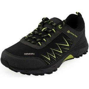 Pánské boty Alpine Pro Avery Velikost bot (EU): 45 / Barva: černá