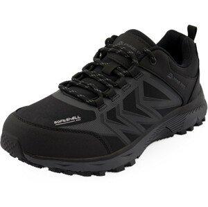 Pánské boty Alpine Pro Kinsley Velikost bot (EU): 45 / Barva: černá
