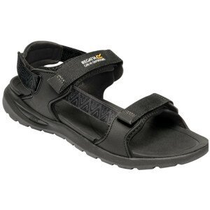 Pánské sandály Regatta Marine Web Velikost bot (EU): 43 / Barva: černá