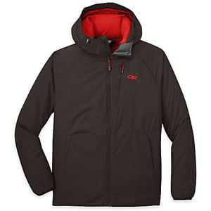 Pánská bunda Outdoor Research Refuge Hoodie Velikost: XL / Barva: černá